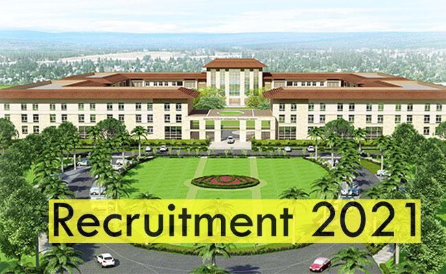 IIIT Sri City Recruitment 2021 Assistant, Associate Professors Posts - Sakshi