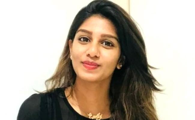 Viral: Surekha Vani Daughter Supritha Reveals About Her Future Husband Qualities - Sakshi