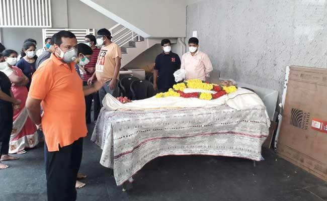 Minister Vellampalli Srinivas Father Suryanarayana Passed Away - Sakshi