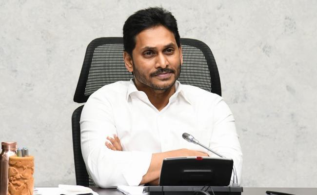 Ap: Cm Ys Jaganmohanreddy Held Meeting Corona Control Officers - Sakshi