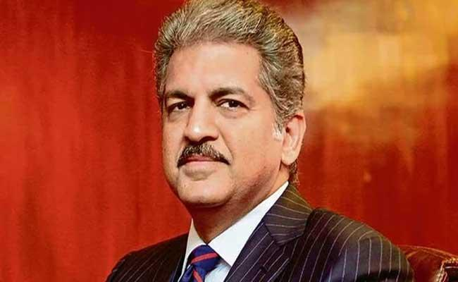 Anand Mahindra Shared Has A Message For People About Old Days - Sakshi