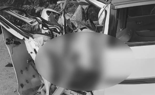 Road Accident At East Godavari District - Sakshi