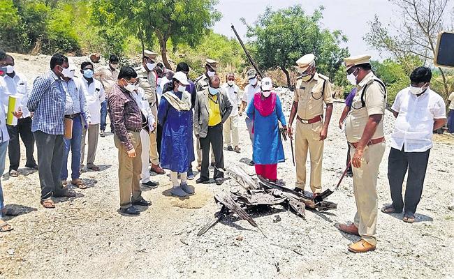 Transparent trial on Mamillapalli blast case - Sakshi