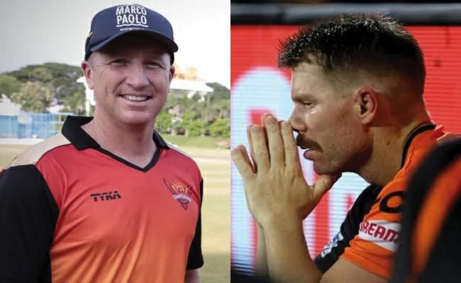 IPL 2021 SRH Brad Haddin Says How David Warner Handle Loss Captaincy - Sakshi