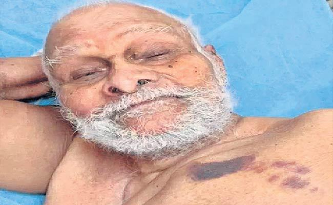 110 Year Old Man Recovers From COVID In Hyderabad - Sakshi