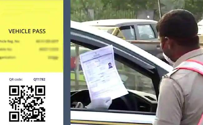 Telangana: how to apply for e pass during lockdown - Sakshi