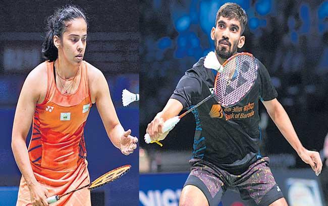 Singapore Open cancelled, Saina, Srikanth to miss Olympics - Sakshi