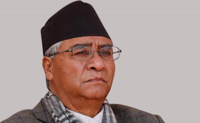 Nepali Congress Is Decided To Form The Government - Sakshi