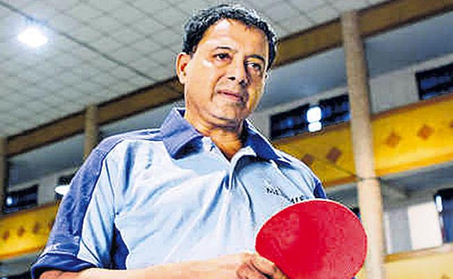Former TT Player Venugopal Chandrasekhar Deceased Of Covid 19 - Sakshi
