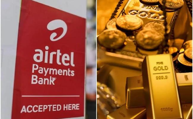 Airtel Payments Bank launches Digigold - Sakshi