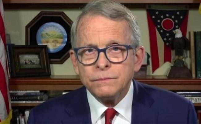 US: Ohio Governor Mike DeWine Announces Lottery For People Getting Vaccine - Sakshi