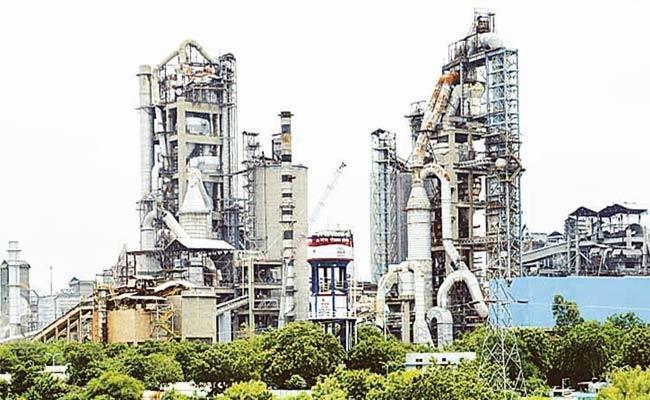 Bharathi Cement Making Oxygen In Their Plants - Sakshi