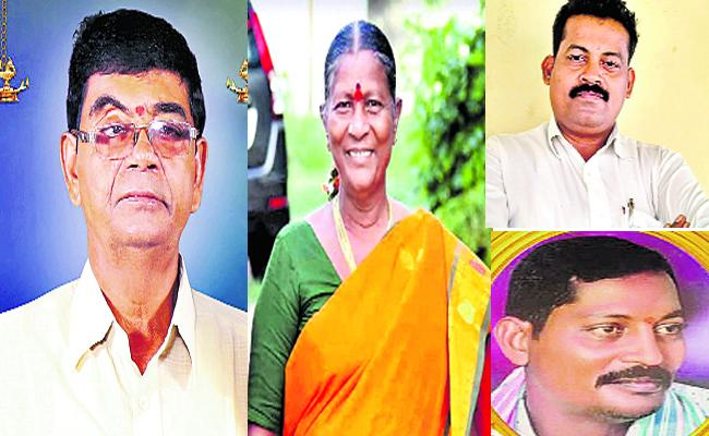 Four Members Of The Family Have Died From Covid In Mahabubabad - Sakshi