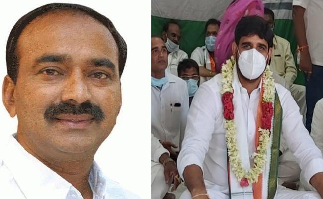 Huzurabad Politics: Etela Rajender Vs Koushik Reddy Different Strategies - Sakshi