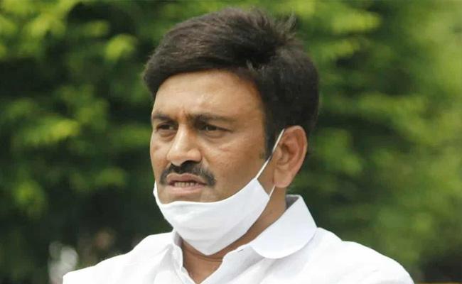 Complaint On MP Raghuramakrishnam Raju At Madhapur Police Station - Sakshi