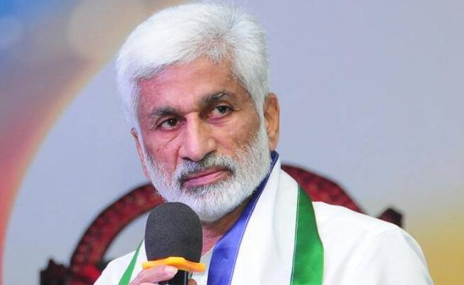 Mp Vijayasai Reddy Responds On Chandrababu Naidu Twitter - Sakshi