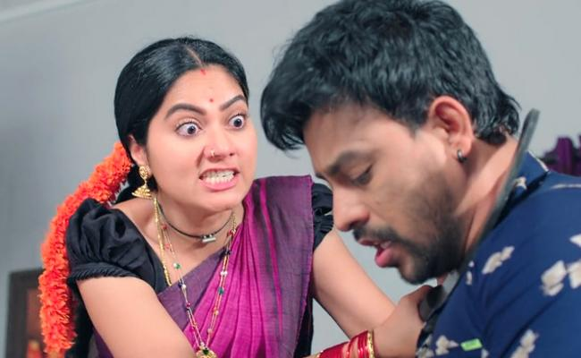 Devatha Serial : Rukhmini Exposes Nandas True Colours To Devudamma - Sakshi