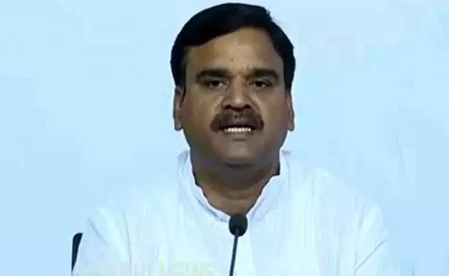 Minister Amjad Basha Appreciated The Govt Decision - Sakshi