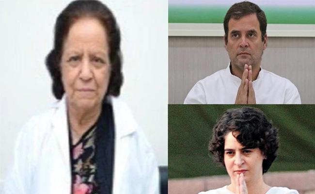 Delhis Top Gynaecologist, Dr S K BhandariDies Of Covid-19 - Sakshi