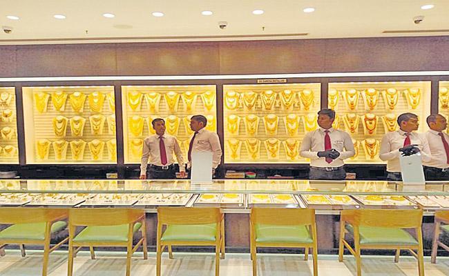 Covid Restrictions Dampen Gold Sales - Sakshi