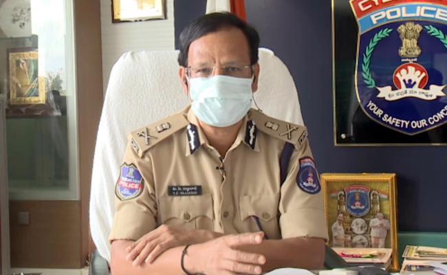 CP Sajjanar Comments On Coronavirus - Sakshi