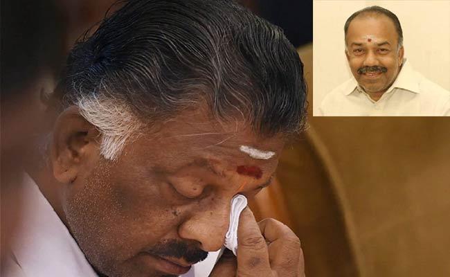 AIADMK Leader Panneerselvam Brother Passed Away - Sakshi