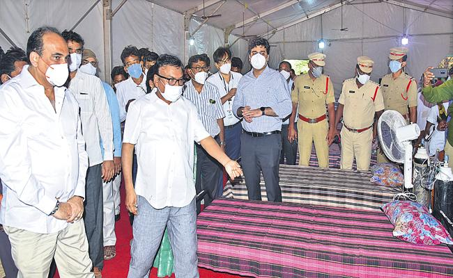 Balineni Srinivasa Reddy comments on Poor people health - Sakshi