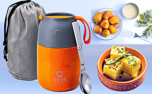 Which is the best food flask, Highpower Multi Cooker For Food - Sakshi