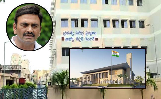 Raghurama Krishnamraju No Wounds Body Medically Fit Report High Court - Sakshi