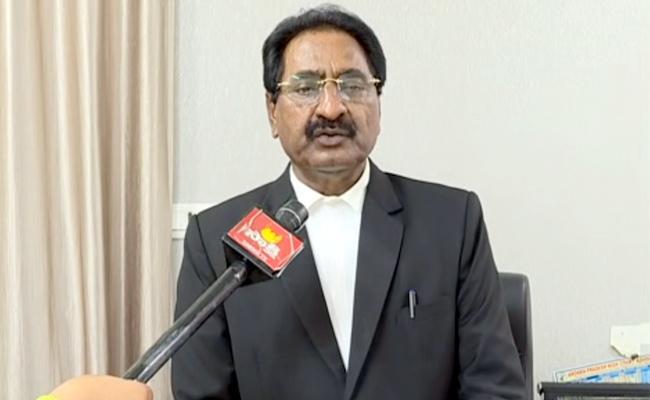 AP Additional AG Ponnavolu Gives Clarity On MP Raghuramakrishna Raju Medical Treament - Sakshi