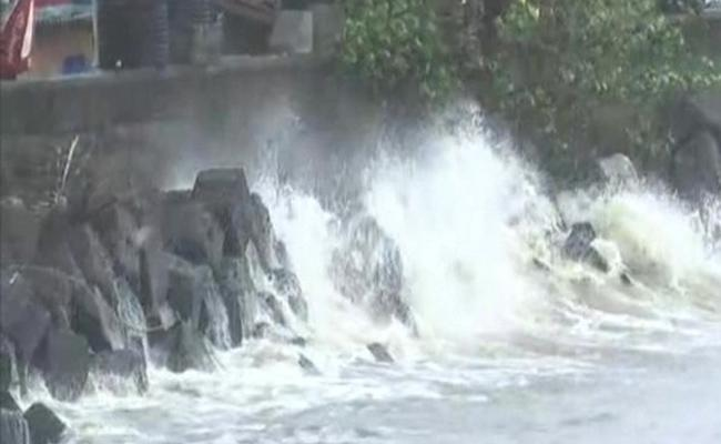 Cyclone Tauktae Effect Will Be On 6 States Says IMD - Sakshi