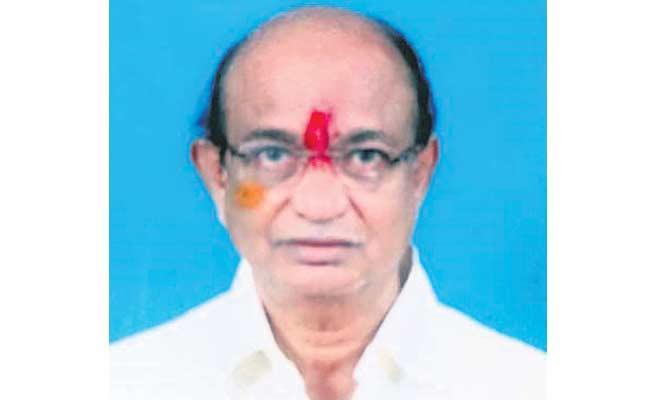 Former Minister Nagi Reddy Passed Away - Sakshi