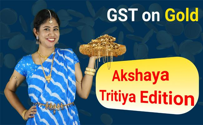 gst rate on gold jewellery 2021 in india - Sakshi