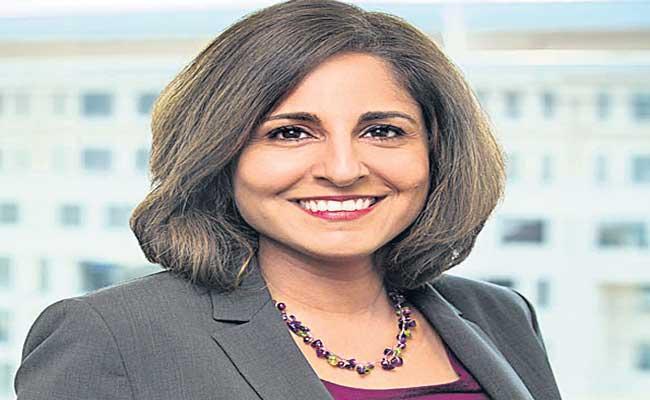 Indian-American Neera Tanden to serve as senior adviser to US President Joe Biden - Sakshi