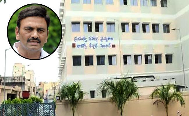 Medical Tests For Raghu Rama Krishnam Raju In Guntur GGH - Sakshi