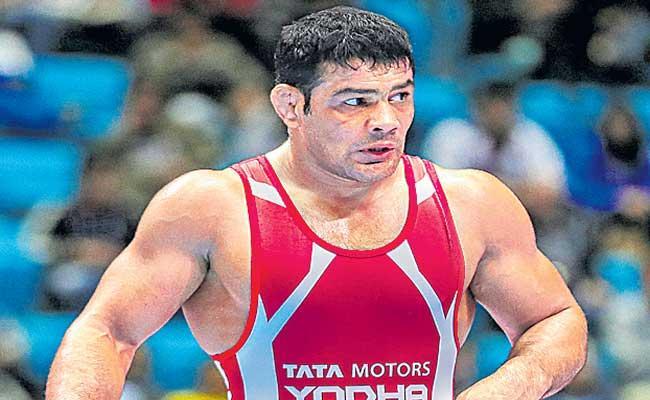 Non-bailable Warrant Issued Against Wrestler Sushil Kumar againest murder case - Sakshi