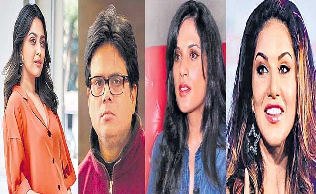 Richa Chadha calls DD journalist Ashok Shrivastav - Sakshi