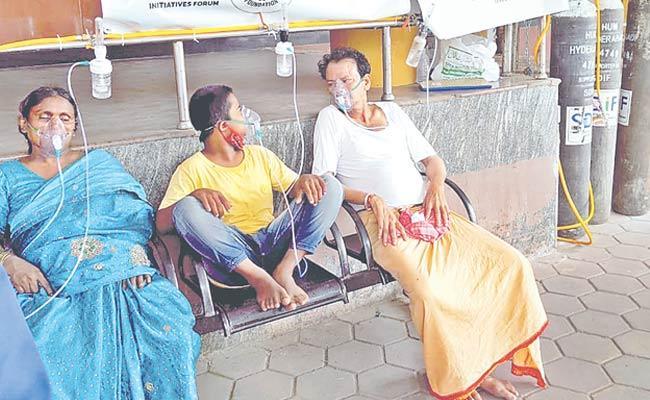 Coronavirus: NGOs And Charities Helping Covid Patients In Hyderabad - Sakshi