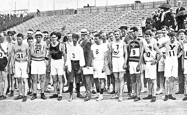 Olympic Marathon 1904: Most Insane Olympics All Time - Sakshi
