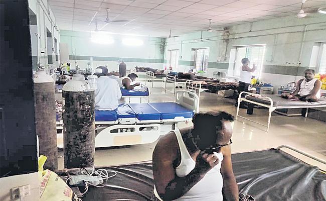Singareni Collieries Achieved War Against Coronavirus - Sakshi