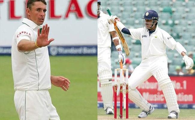 Dale Steyn Recalls Sreesanth Six On Andre Nel Gives Chills Every Time - Sakshi