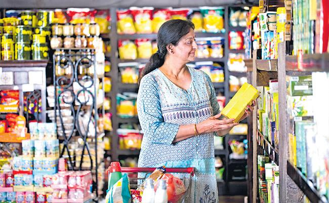 Covid-19 Changed Our Shopping Habits - Sakshi