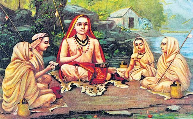Sakshi Special Story About Shankaracharya Jayanti