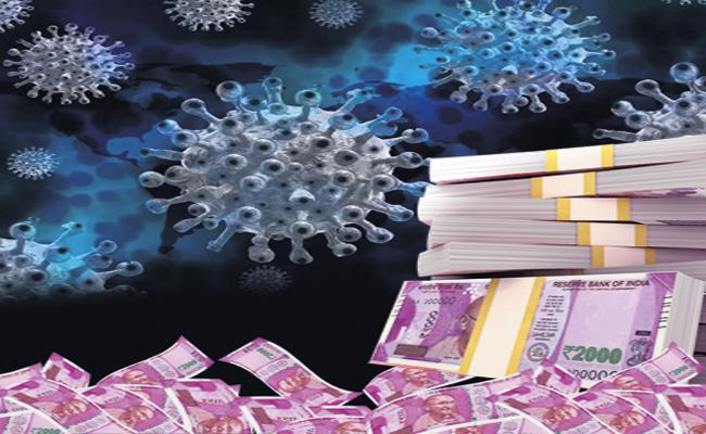 2,229 crore was spent on corona control in AP - Sakshi