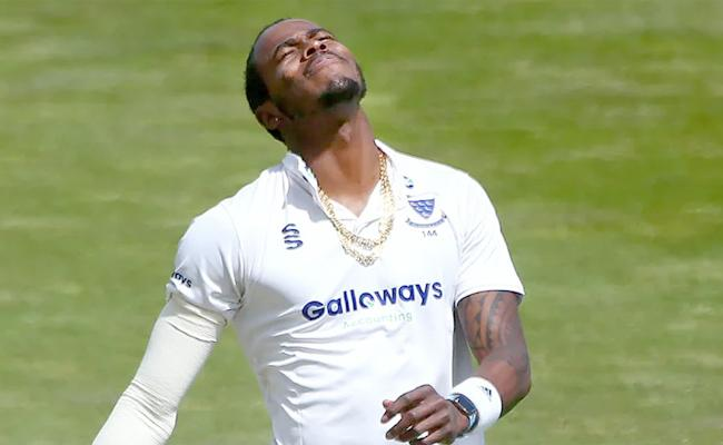 Jofra Archer Has Been Ruled Out Of The Two Test Series Against New Zealand  - Sakshi