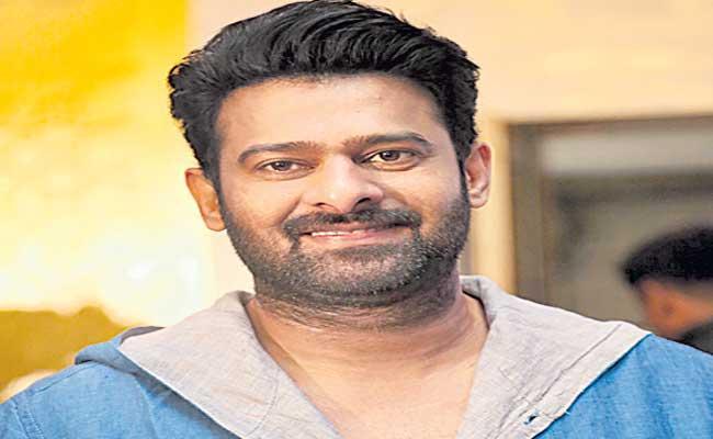 Prabhas to a army officer in Salaar Movie - Sakshi