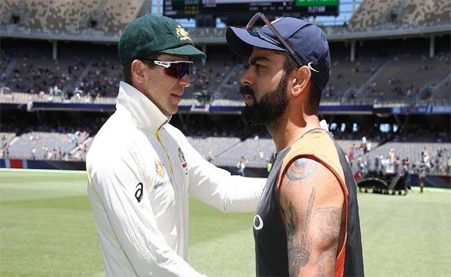 Virat Kohli Is The Best Batsman In The World Says Tim Paine - Sakshi