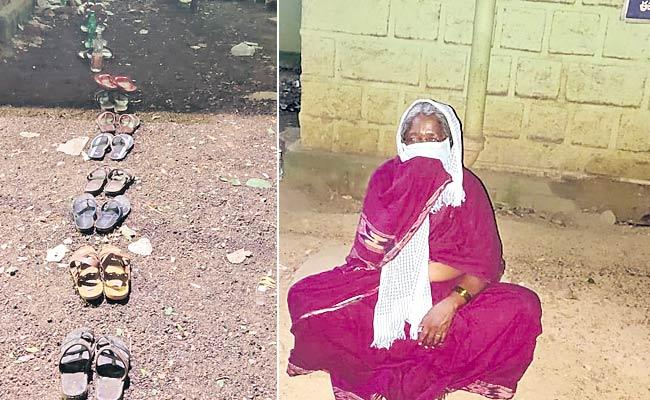 Coronavirus: People Heavy Queue For Covid Test In Telangana - Sakshi