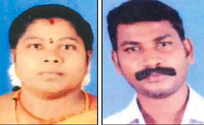 Extra Marital Affair: Couple And Lover Deceased In Tamil Nadu - Sakshi