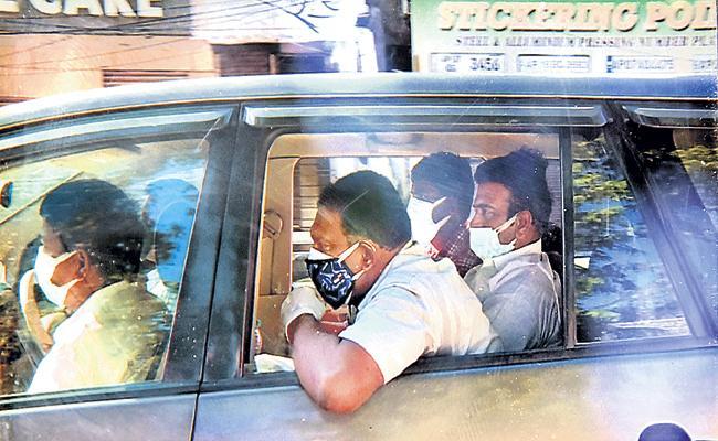 Allegations made by Raghu Rama Krishna Raju proved to be untrue - Sakshi
